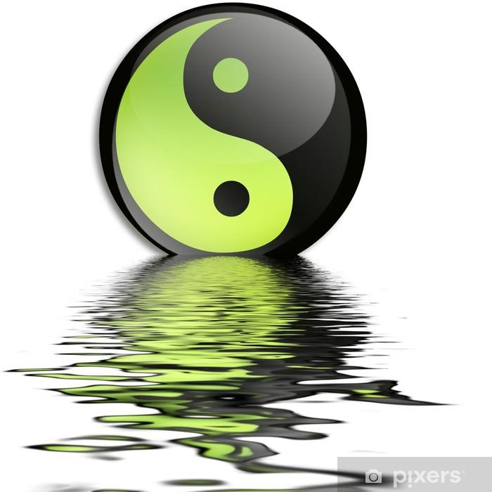 Naklejka Pixerstick Zen - Religie