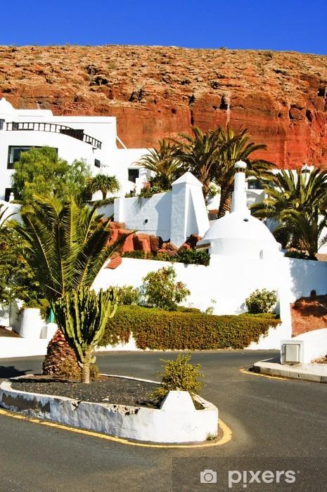 Vinylová fototapeta Lanzarote, Kanárské ostrovy, Španělsko - Vinylová fototapeta