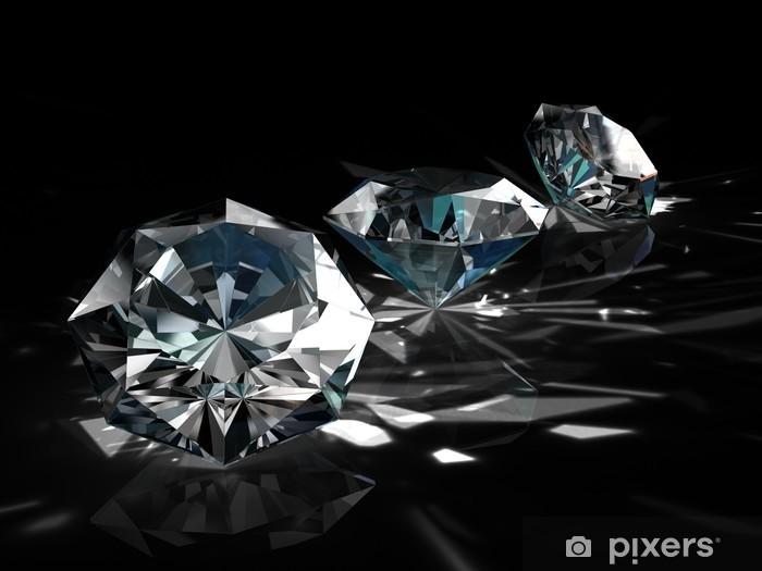Sticker Pixerstick Diamants - Mode