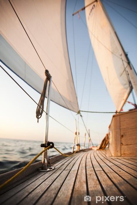 Fototapeta winylowa Morze Bałtyckie na żeglarstwo - iStaging