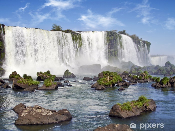 Fotomural Estándar Iguassu falls (argentina) - Temas