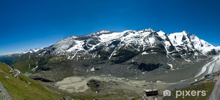 Alpenpanorama großglockner Vinyyli valokuvatapetti - Eurooppa