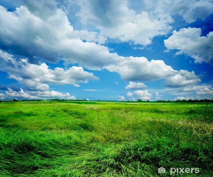 Vinilo Pixerstick Hermoso paisaje de la naturaleza - Temas