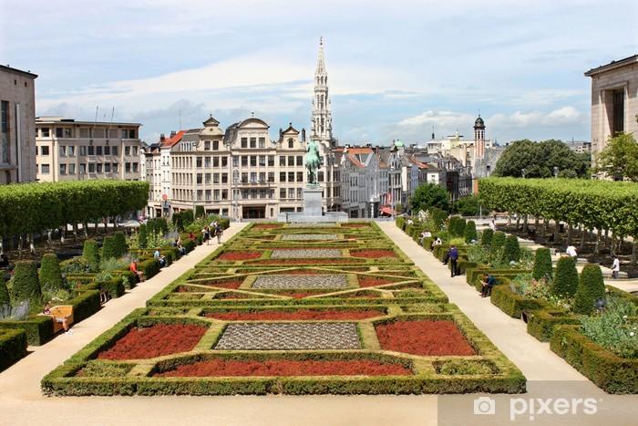 Vinyl-Fototapete Brüssel - Europäische Städte