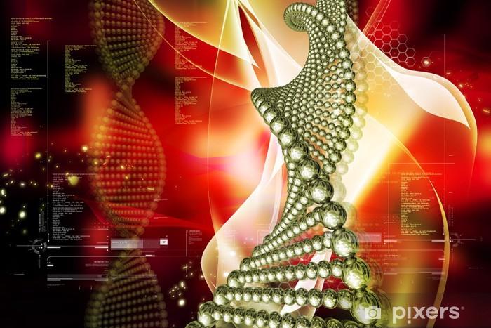 Vinil Duvar Resmi DNA - Sağlık ve tıp