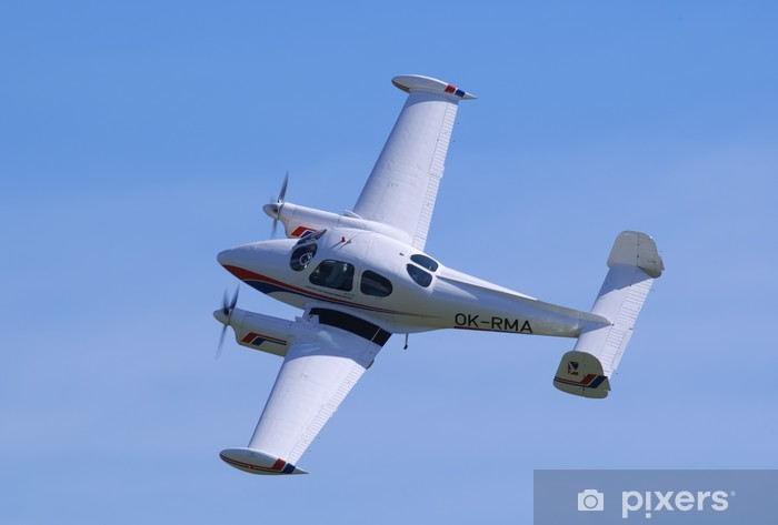 Pixerstick Aufkleber Let L-200 - Luftverkehr