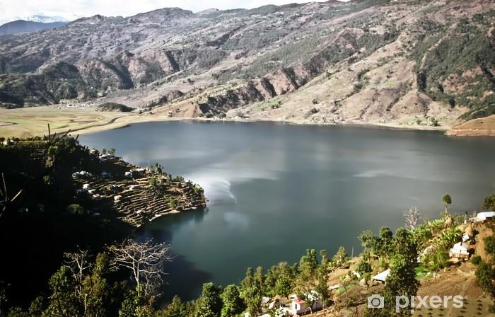 Fototapeta winylowa Pokhara Lake, Nepal - Tematy