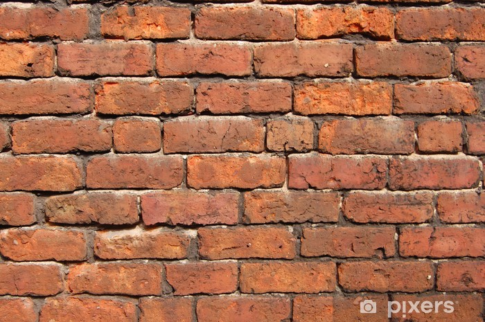 Fototapeta winylowa Kolejny mur - Przemysł ciężki