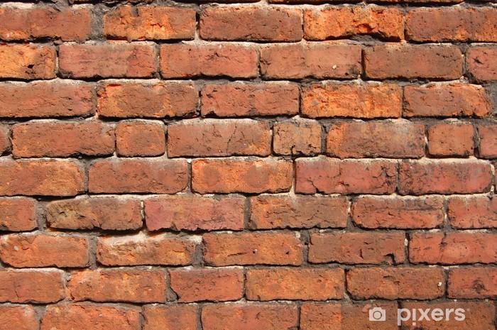 Naklejka Pixerstick Kolejny mur - Przemysł ciężki