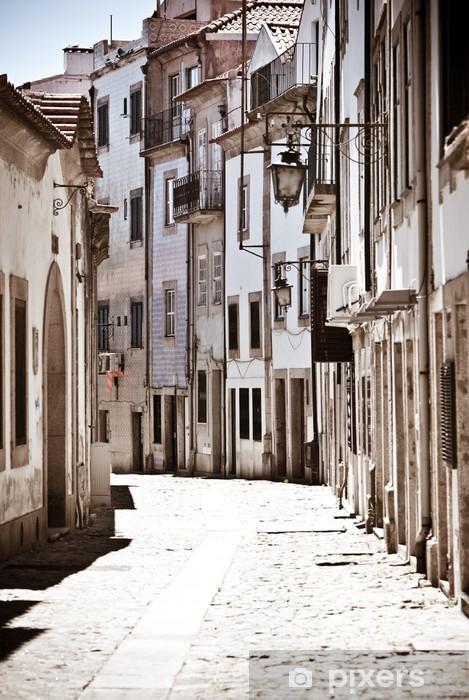Naklejka Pixerstick Viana do Castelo street - Infrastruktura