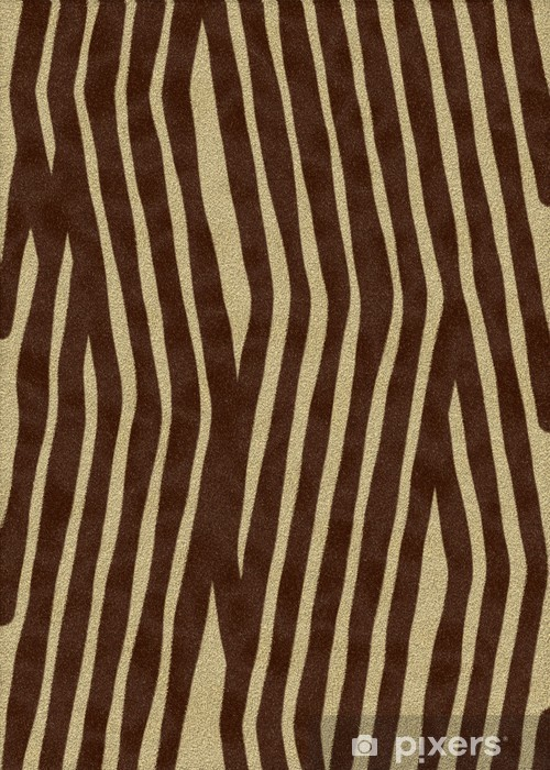 Bord- og skrivebordsklistremerke Tiger pels - Bakgrunner