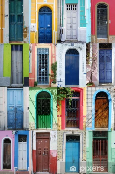 Fototapeta winylowa Pelourinho, Salvador de Bahia, Brésil - Ameryka