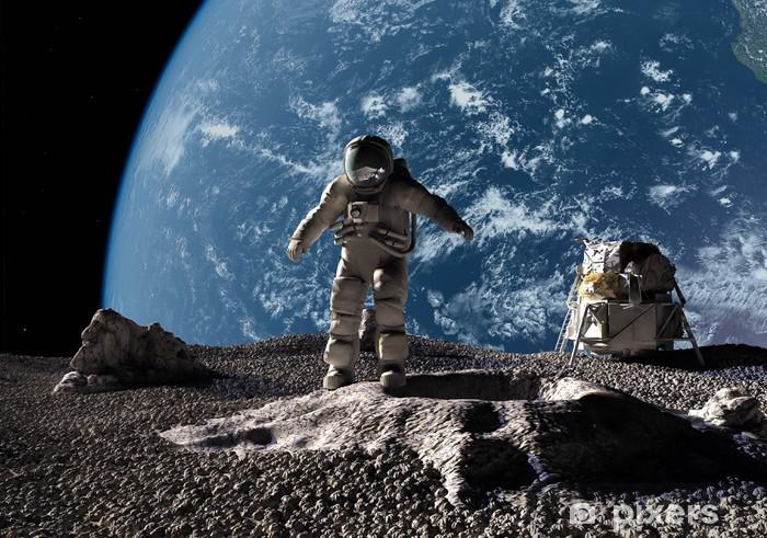 Fotomural Estándar El astronauta - Temas