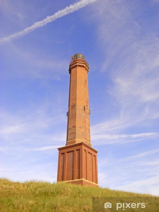 Naklejka Pixerstick Portret Lighthouse - Infrastruktura