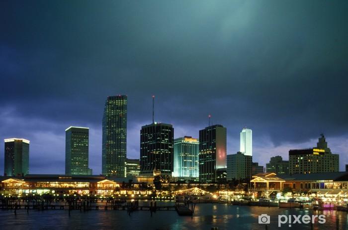 Naklejka Pixerstick Miami - Ameryka
