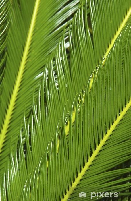 Sticker Pixerstick Plante tropical - Plantes