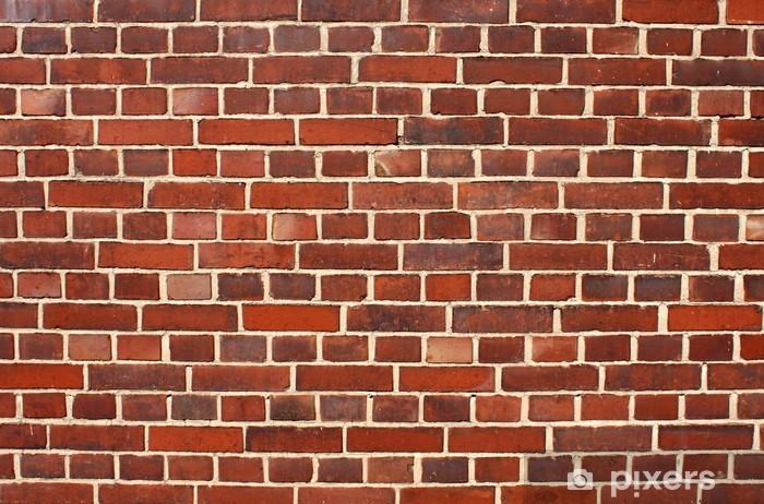 Papier peint vinyle Wall brick - Thèmes