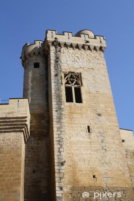 Vinylová fototapeta Castillo de Olite, Antiguo Palacio de los Reyes de Navarra. - Vinylová fototapeta