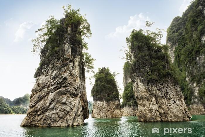 Naklejka Pixerstick Tropic islands - Inne pejzaże
