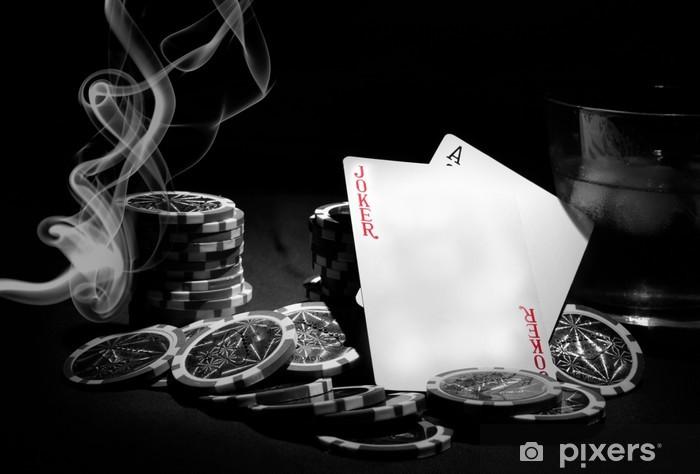 Poker Pixerstick Sticker - Themes
