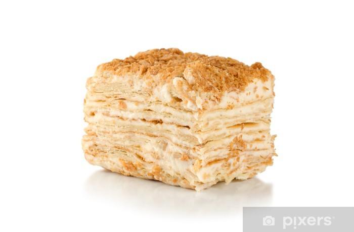 Pixerstick Aufkleber Kuchen Napoleon - Süßwaren und Desserts