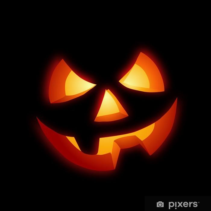 Happy Halloween Pumpkin Poster Pixers We Live To Change