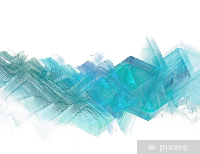Papier peint vinyle Illustration graphique - Abstrait