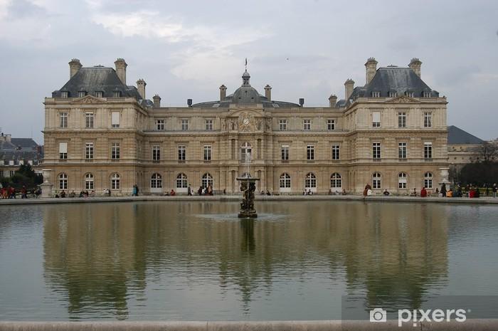 Vinylová fototapeta Jardin du Luxembourg - Vinylová fototapeta