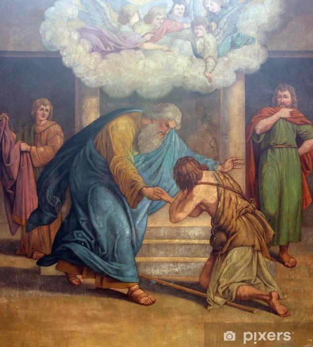 Carta da parati il ritorno del figliol prodigo u pixers viviamo