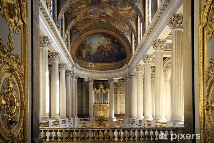 Papier peint vinyle Versailles Chateau - Thèmes