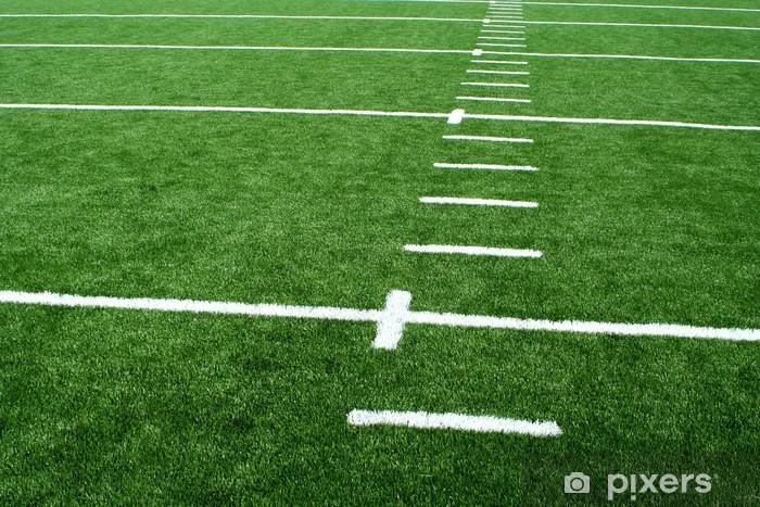 Tappeti Per Bambini Campo Da Calcio : Adesivo astro tappeto erboso campo di calcio u pixers viviamo