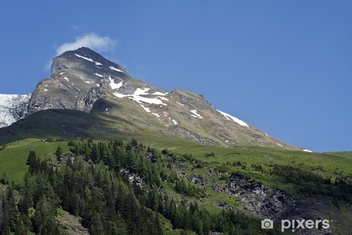 Fototapeta winylowa Alpy, góra, góry, Austria - Sporty na świeżym powietrzu