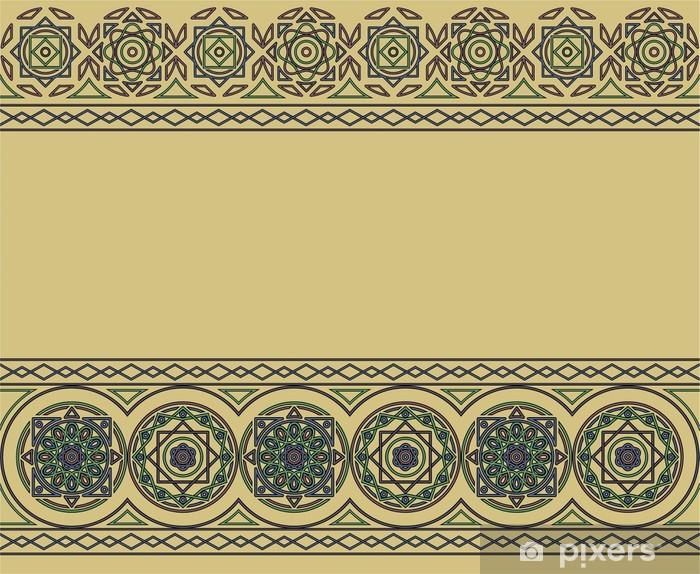 Papier peint vinyle Celtic fond - Europe