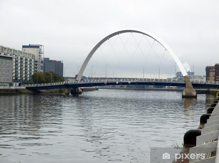 Naklejka Pixerstick Rzeka Clyde -
