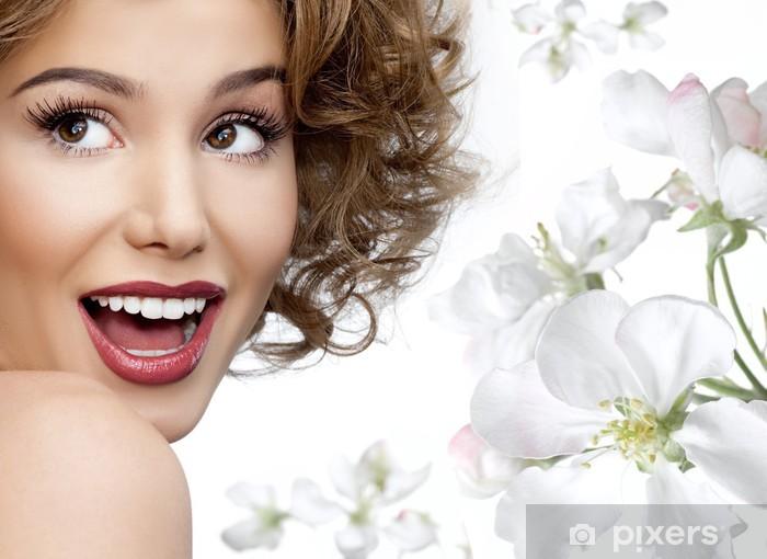 Fototapeta winylowa Piękna kobieta - Tematy