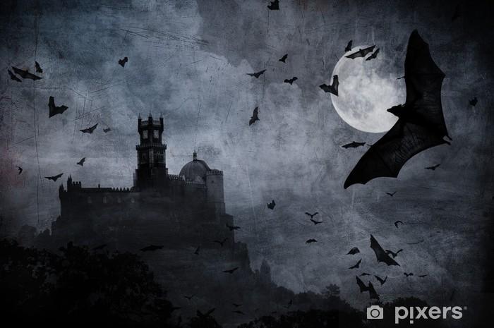 Papier peint vinyle Halloween Background - Les films et séries tv