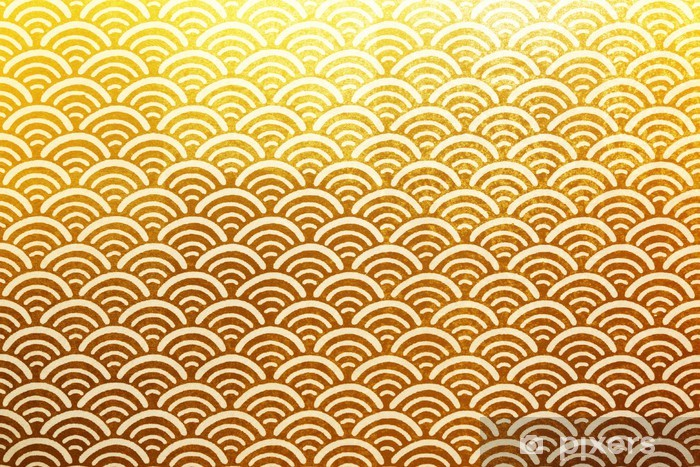 Naklejka Pixerstick I złota uchwyt Full Screen - Tekstury