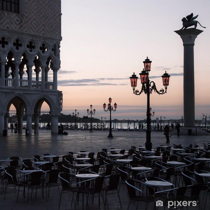 Papier peint vinyle Venise Marina - Europe
