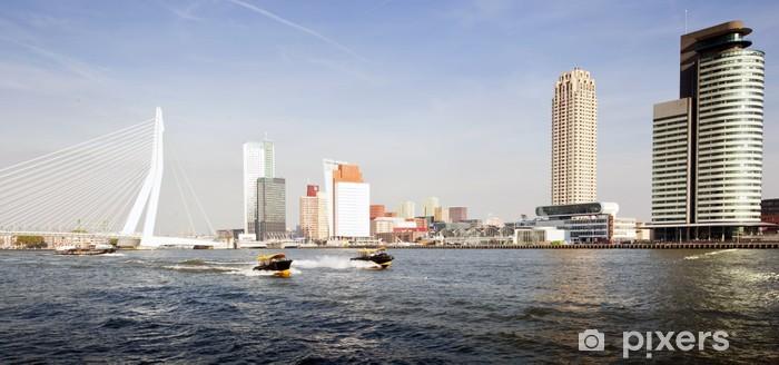 Vinil Duvar Resmi Water Taxi - Avrupa
