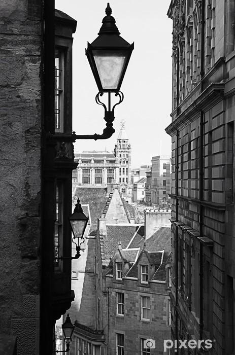 Fototapeta samoprzylepna Old town edinburgh - Edynburg