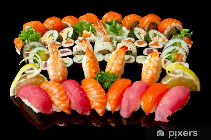Naklejka Pixerstick Sushi - Sushi