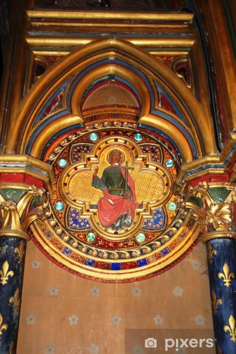 dsécoration religieuse Vinyl Wall Mural - European Cities