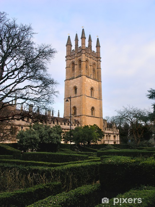 Papier peint vinyle Magdalen College, Oxford University - Education