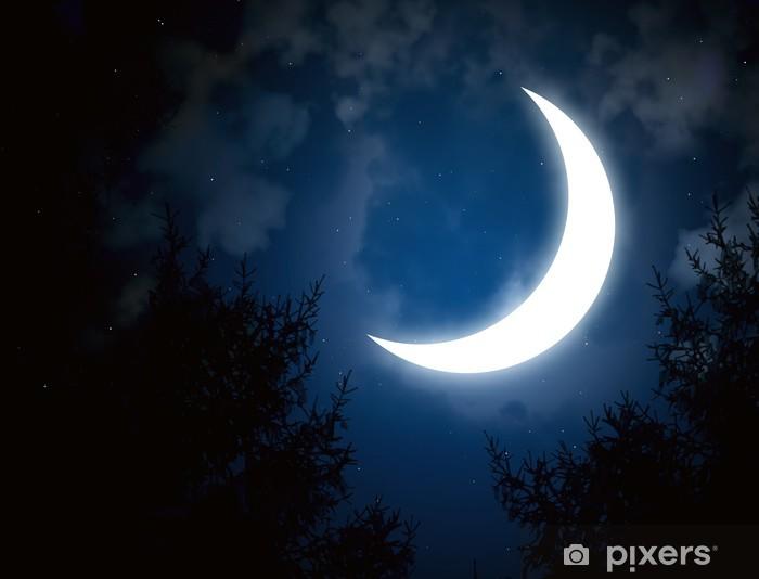 Fototapeta winylowa Księżyc - Tematy