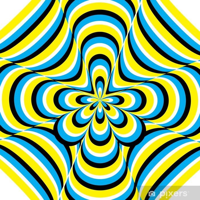 Poster Conception 55 (motion illusion) - Thèmes
