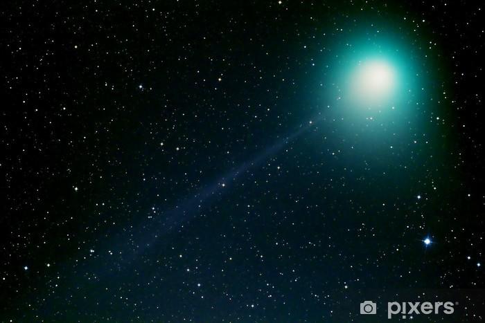 Naklejka Pixerstick Kometa Machholz - Przestrzeń kosmiczna
