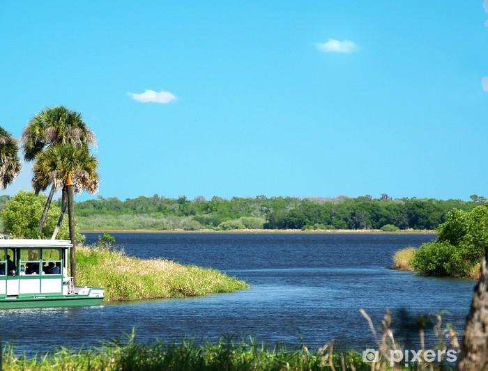Fototapeta winylowa Jezioro siły, Florida - Wakacje