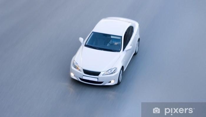 Vinil Duvar Resmi Araba, bazı araba hızı (lexus, toyota, bmw, sonsuz) -