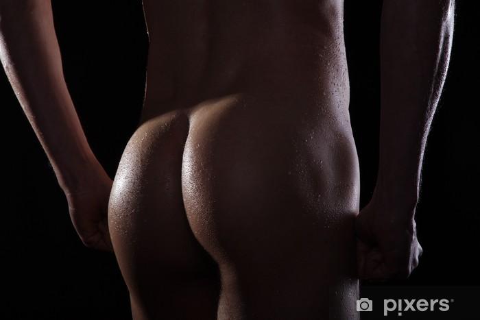 Fototapeta winylowa Butt Ferfekter człowieka, co kobiety lubią - Mężczyźni
