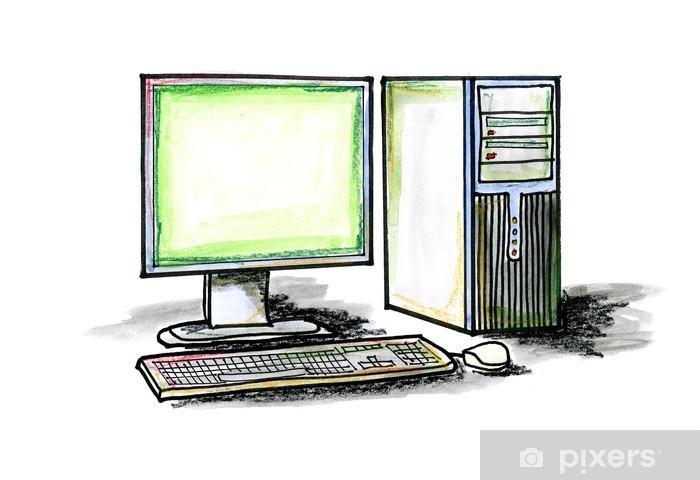 Mural Computer